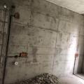复地悦城 126的 墙面基层处理以及水电开槽照片