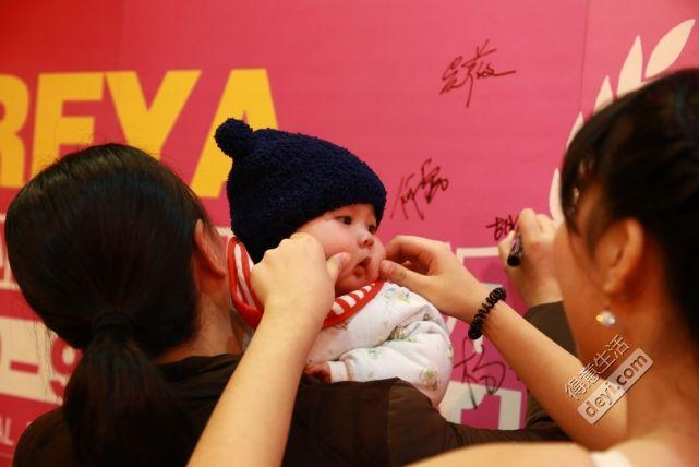 弗蕾亚出生10斤宝贝