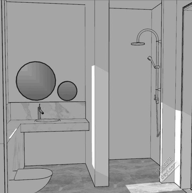 二楼卫生间(干湿分离)1.jpg