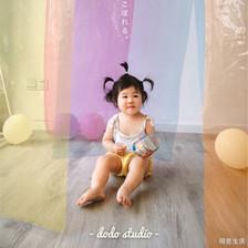 全職寶媽自制寶寶寫真兒童攝影